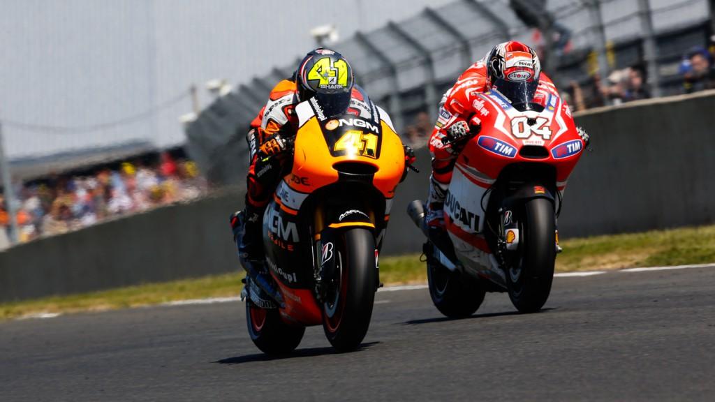 Aleix Espargaro, NGM Forward Racing, FRA RACE