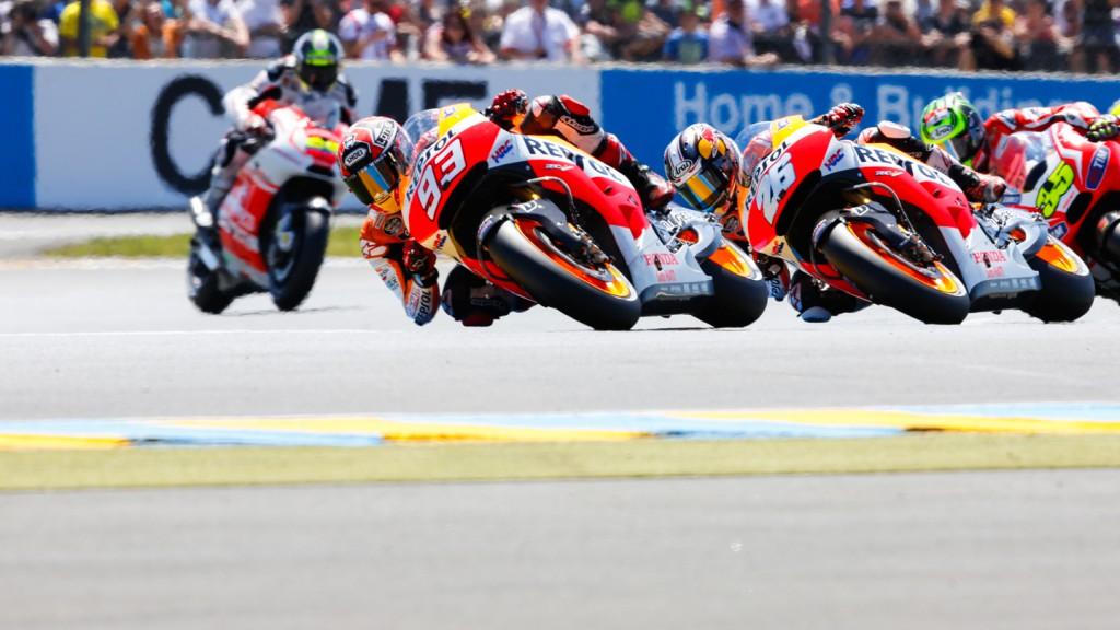 Marc Marquez, Dani Pedrosa, Repsol Honda Team, ITA RACE