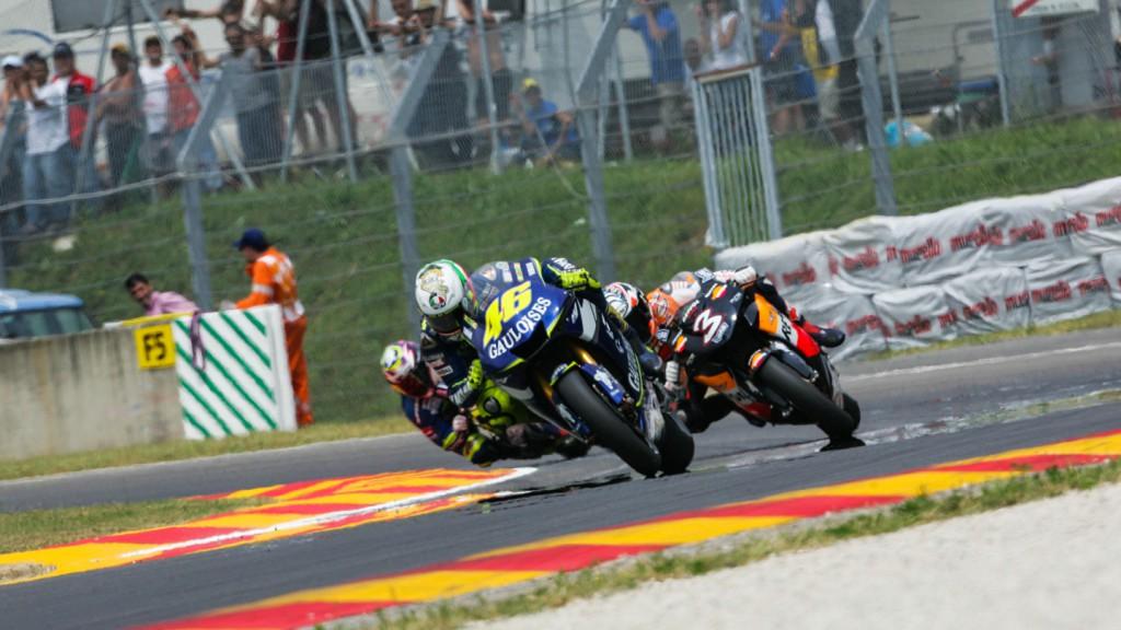 MotoGP Action 2005, ITA RACE