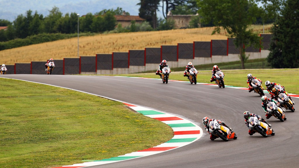 Red Bull Rookies Cup, Mugello preview