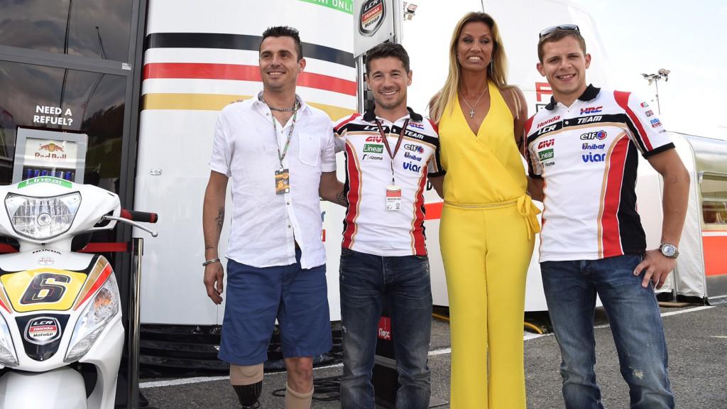 Annalisa Minetti, LCR Cecchinello and Bradl