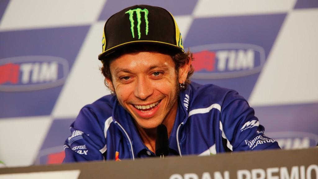 Gran Premio D´Italia TIM Press Conference