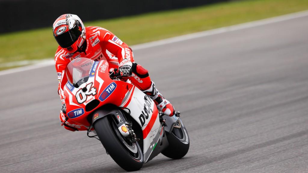 Andrea Dovizioso, Ducati Team, ITA FP1