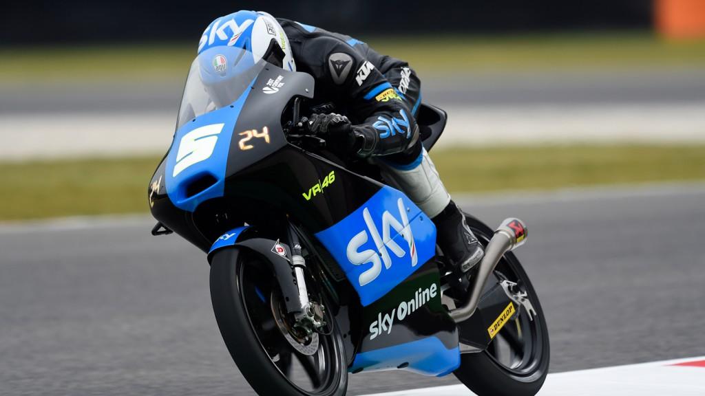 Romano Fenati, SKY Racing Team  VR46, ITA FP2