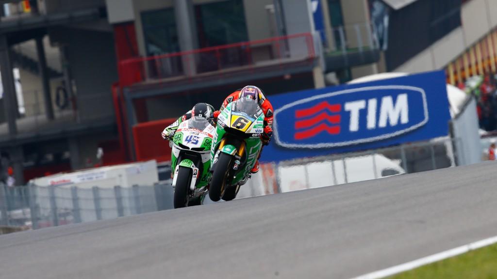 Stefan Bradl, Scott Redding,  LCR Honda MotoGP, GO&FUN Honda Gresini, ITA  FP1