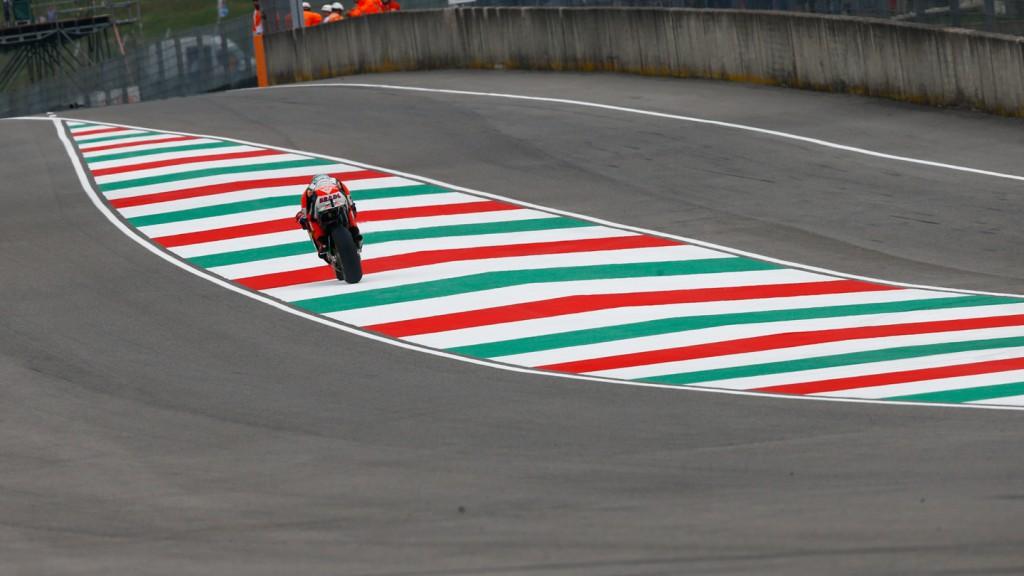 Stefan Bradl, LCR Honda MotoGP, ITA FP1