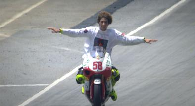 Marco Simoncelli - MotoGP™ Legend