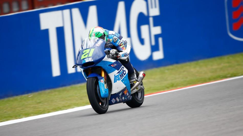 motogp.com · Franco Morbidelli, Italtrans Racing Team, ITA FP2