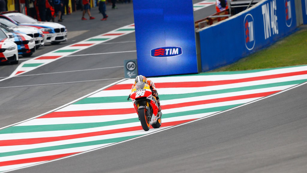 Dani Pedrosa, Repsol Honda Team, ITA FP1