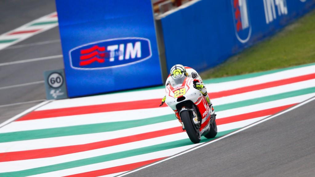 Andrea Iannone, Pramac Racing, ITA FP1