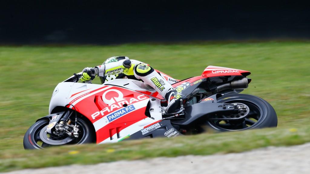 Andrea Iannone, Pramac Racing, ITA