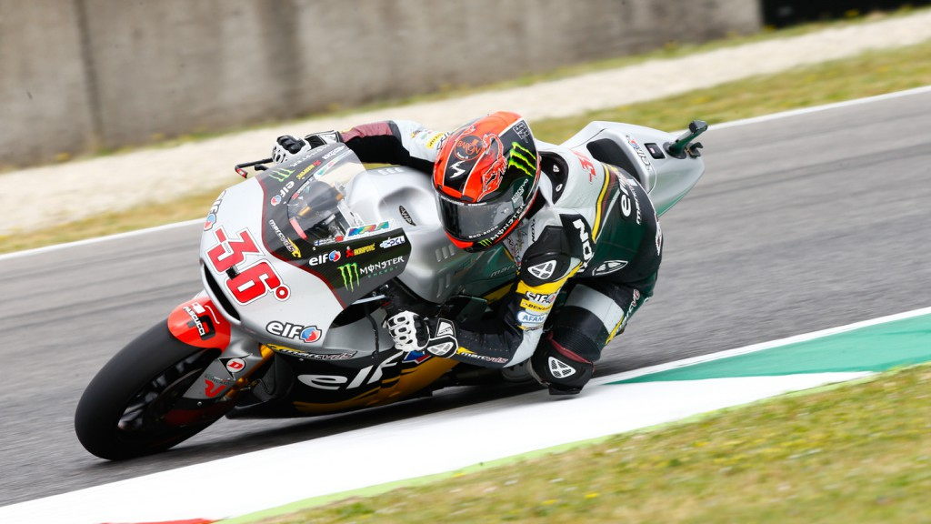 Mika Kallio, Marc VDS Racing Team, ITA FP1