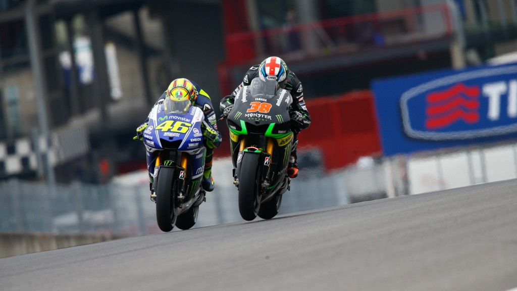 Valentino Rossi, Bradley Smith, Movistar Yamaha MotoGP, Monster Yamaha Tech 3, ITA FP1
