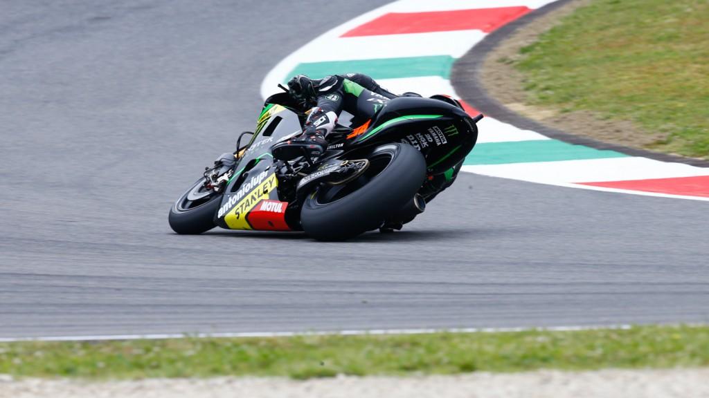 Bradley Smith, Monster Yamaha Tech 3, ITA FP1