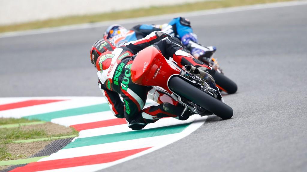 Luca GrÜnwald, Kiefer Racing, ITA FP2