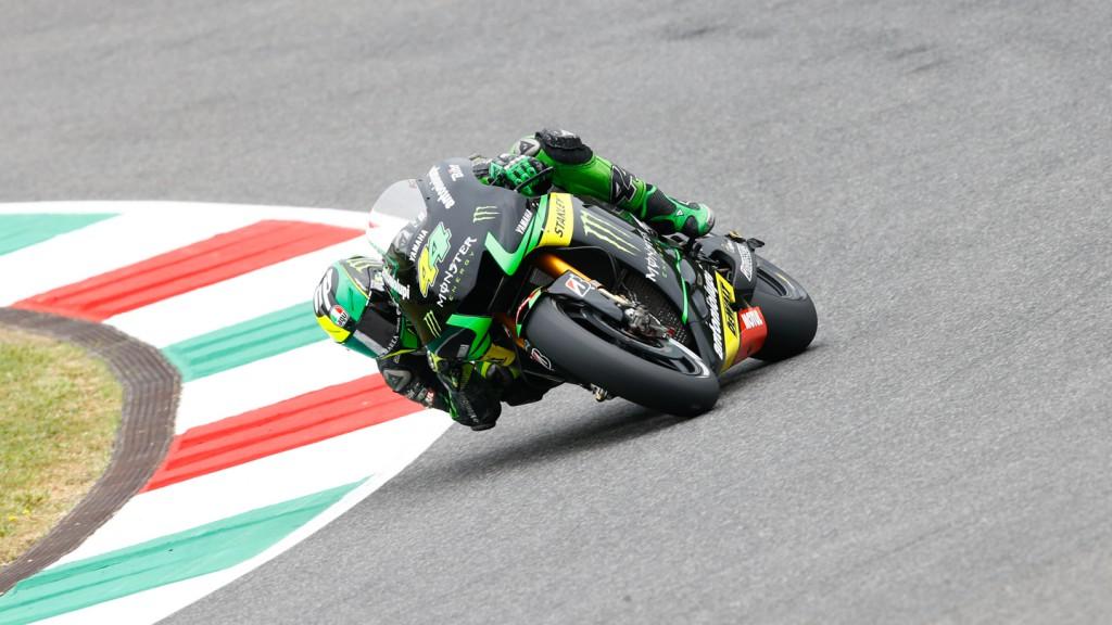 Pol Espargaro, Monster Yamaha Tech 3, ITA FP1