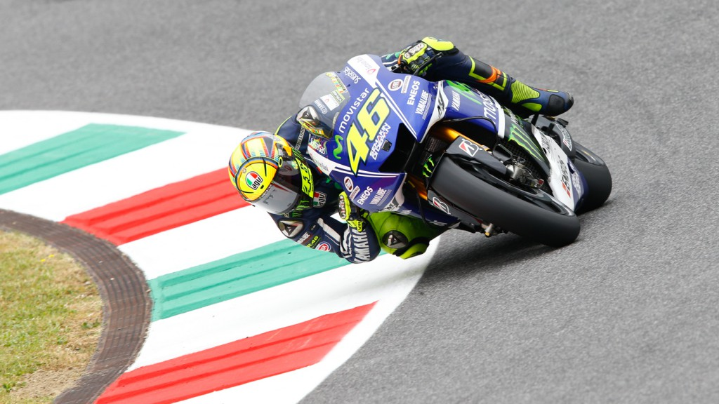 Valentino Rossi, Movistar Yamaha MotoGP, ITA FP1