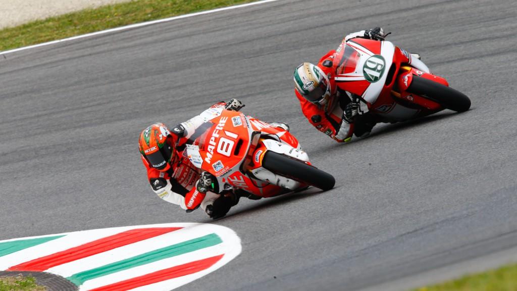 Axel Pons, Jordi Torres, AGR Team, Mapfre Aspar Team Moto2, ITA FP2