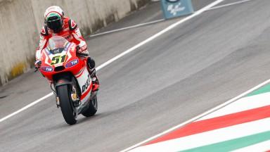 Michele Pirro, Ducati Team, ITA FP2