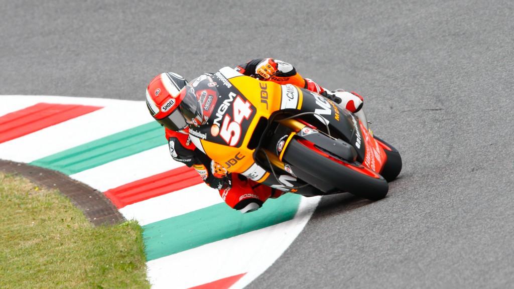 Mattia Pasini, NGM Forward Racing, ITA FP2
