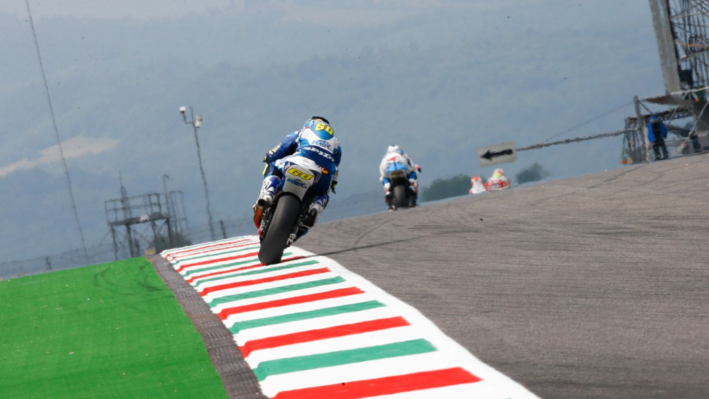 Julian Simon, Italtrans Racing Team, ITA FP2