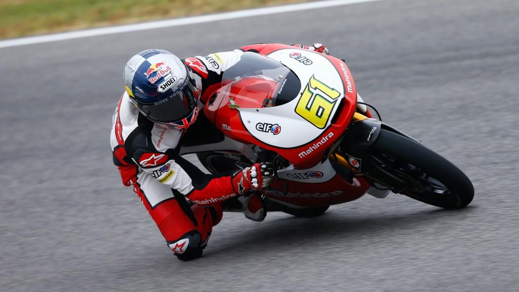Arthur Sissis, Mahindra Racing, ITA FP2