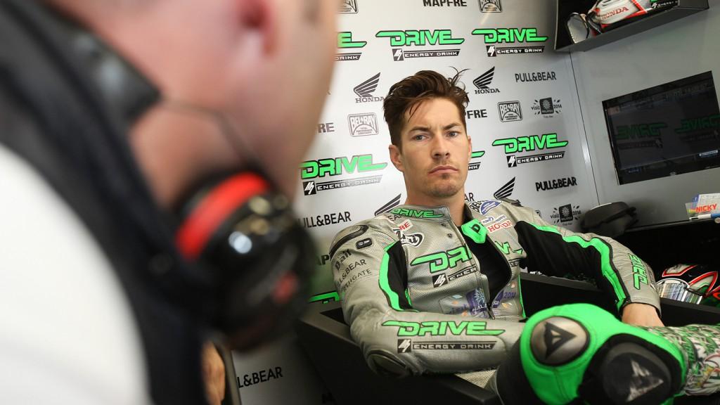 Nicky Hayden, Drive M7 Aspar, ITA FP2