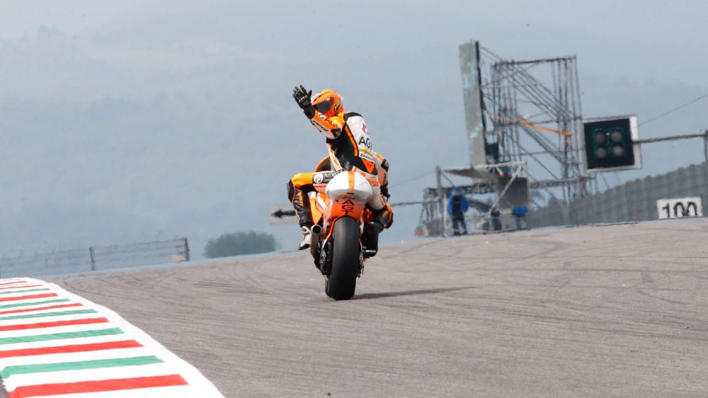 Gino Rea, AGT REA Racing, ITA FP2