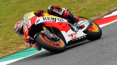 Marc Marquez, Repsol Honda Team, ITA FP1