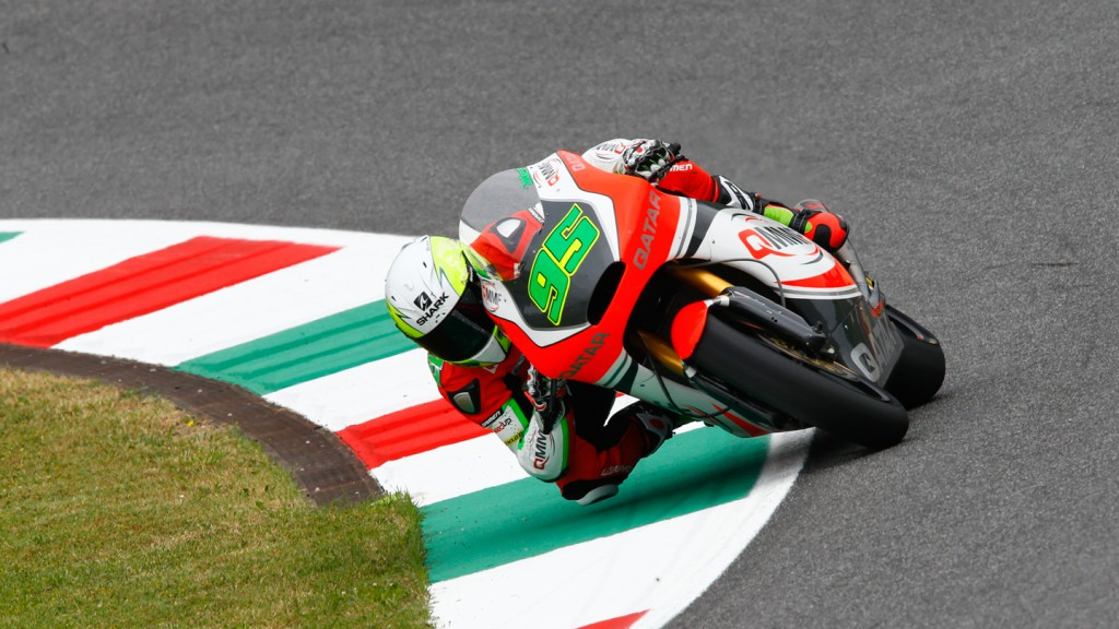 Anthony West, QMMF Racing Team, ITA FP2