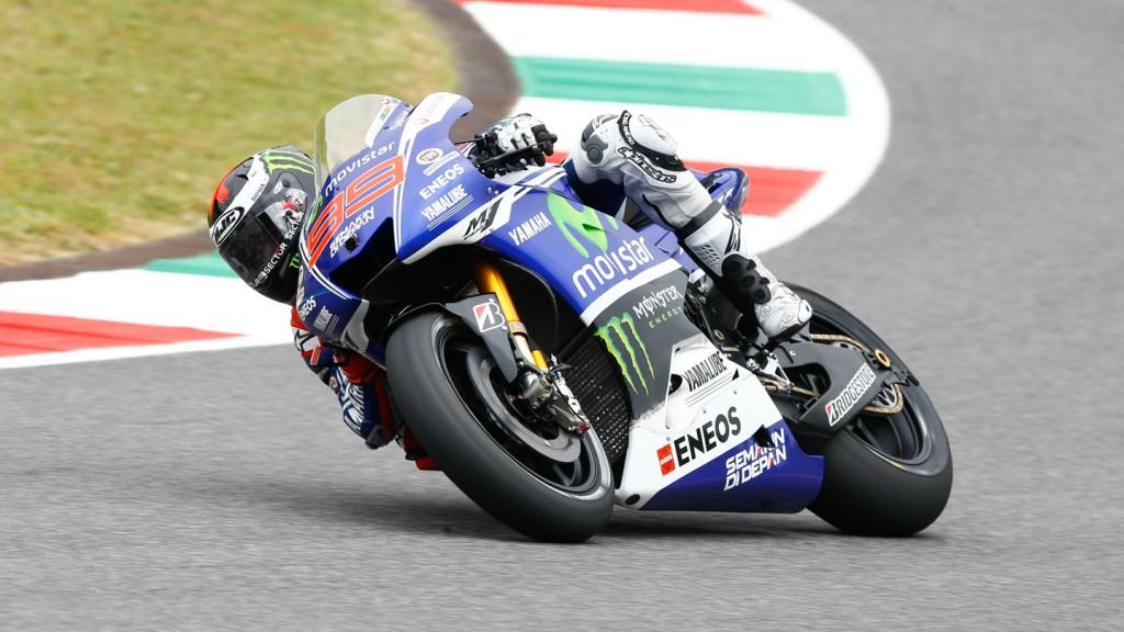 Jorge Lorenzo, Movistar Yamaha MotoGP, ITA FP1