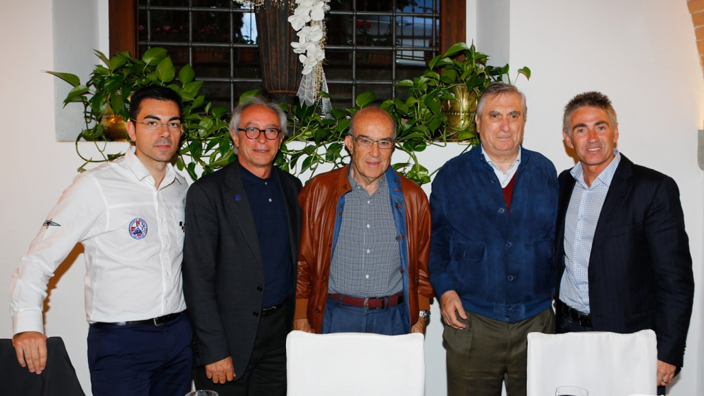 Dr. Claudio Costa tribute dinner