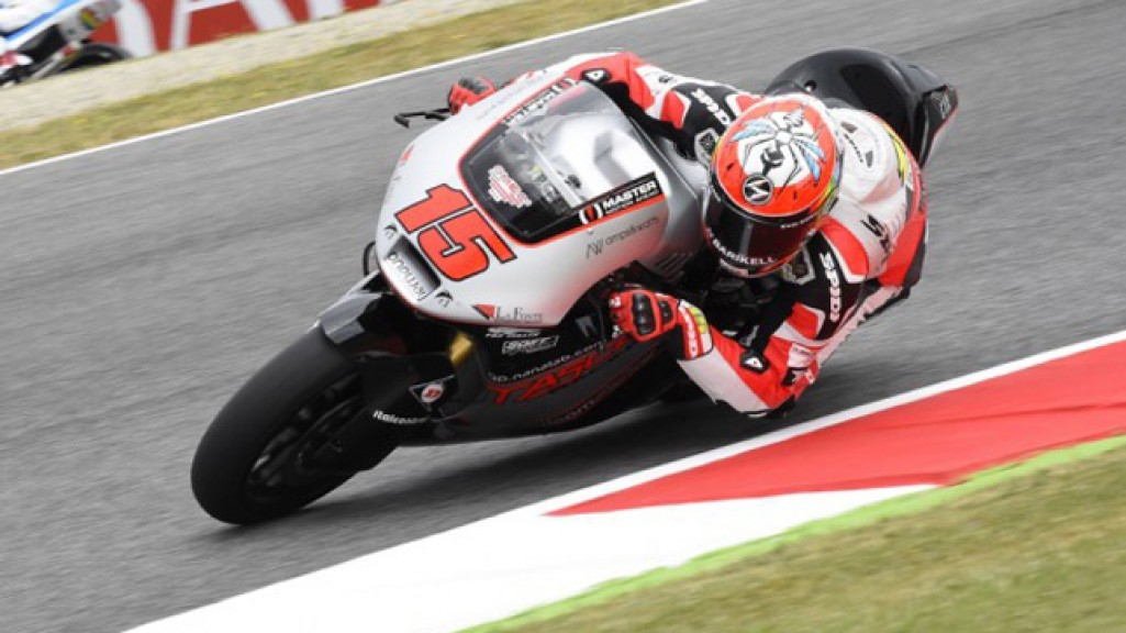 Alex De Angelis, Tasca Racing Moto2, ITA FP2