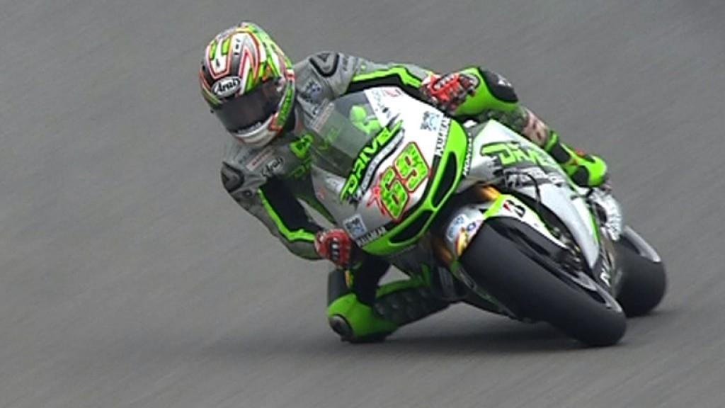 Nicky Hayden, Drive M7 Aspar, ITA FP1