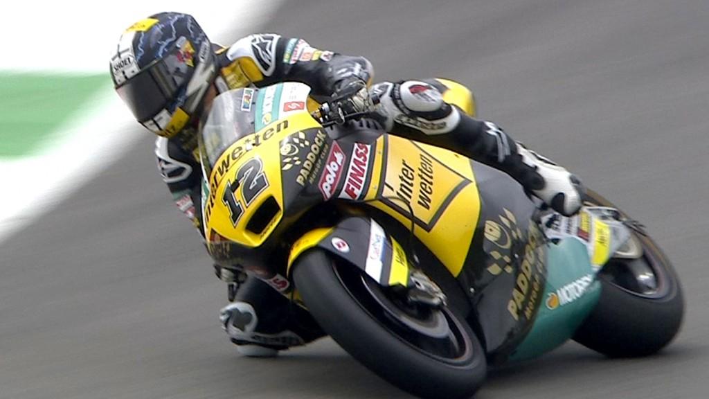 Thomas Luthi, Interwetten Paddock Moto2, ITA