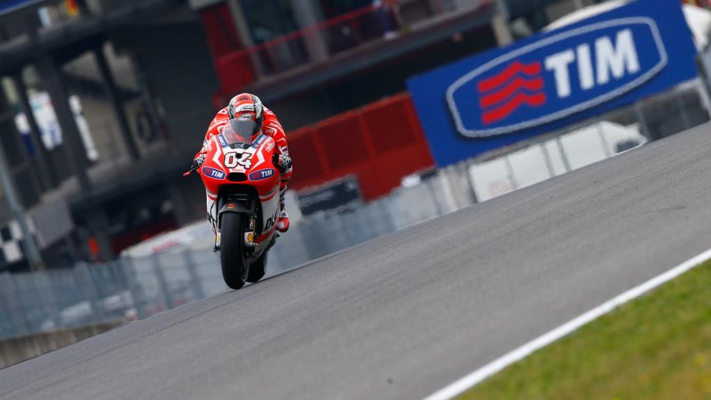 Andrea Dovizioso, Ducati Team, ITA Q2