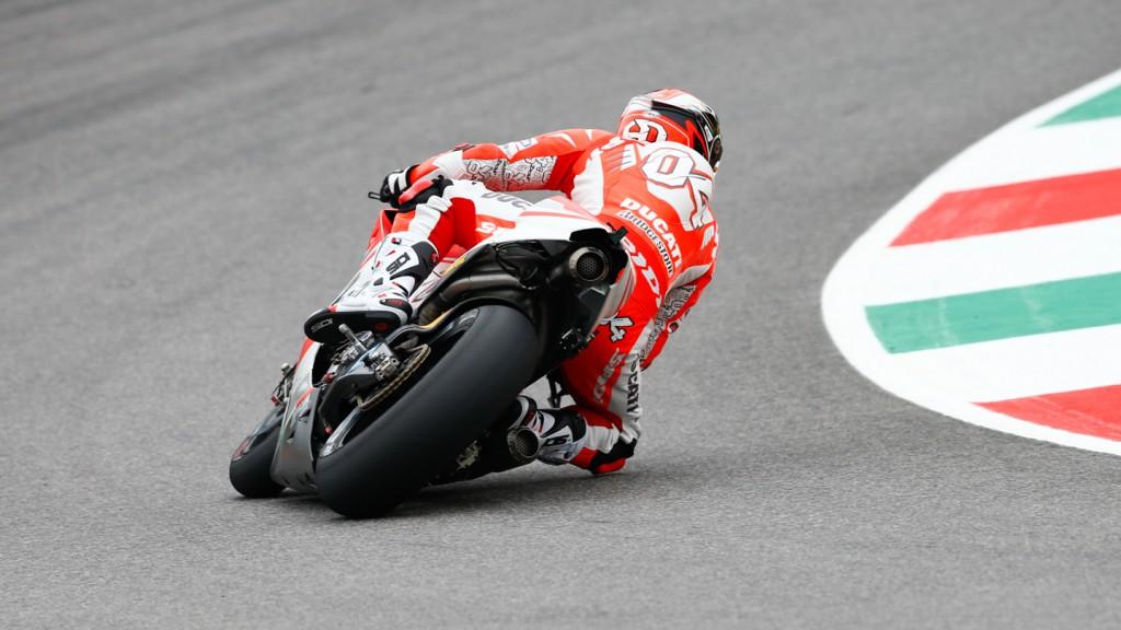Andrea Dovizioso, Ducati Team, ITA FP3