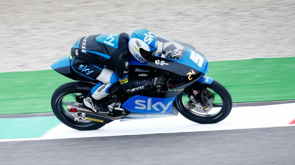 Romano Fenati, SKY Racing Team  VR46, ITA FP3