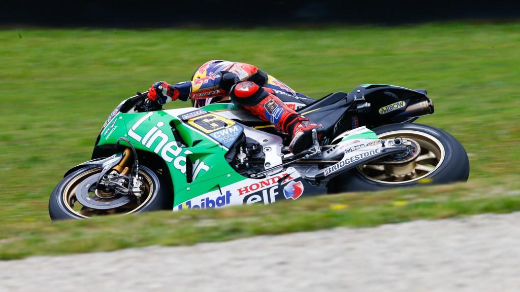 Stefan Bradl, LCR Honda MotoGP, ITA Q2
