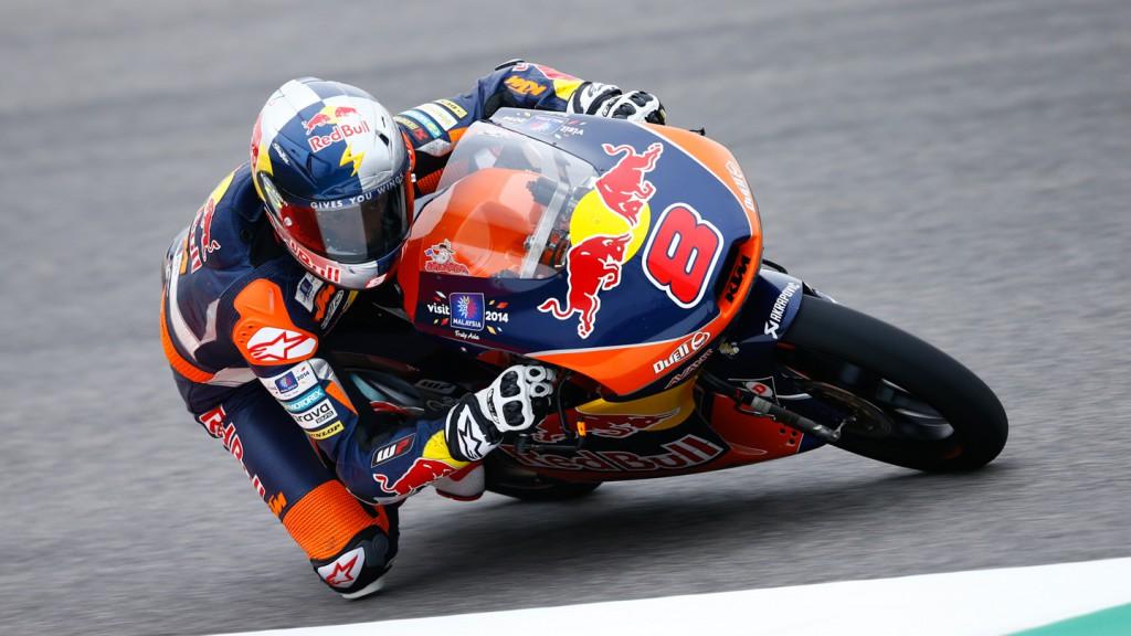 Jack Miller, Red Bull KTM Ajo, ITA QP