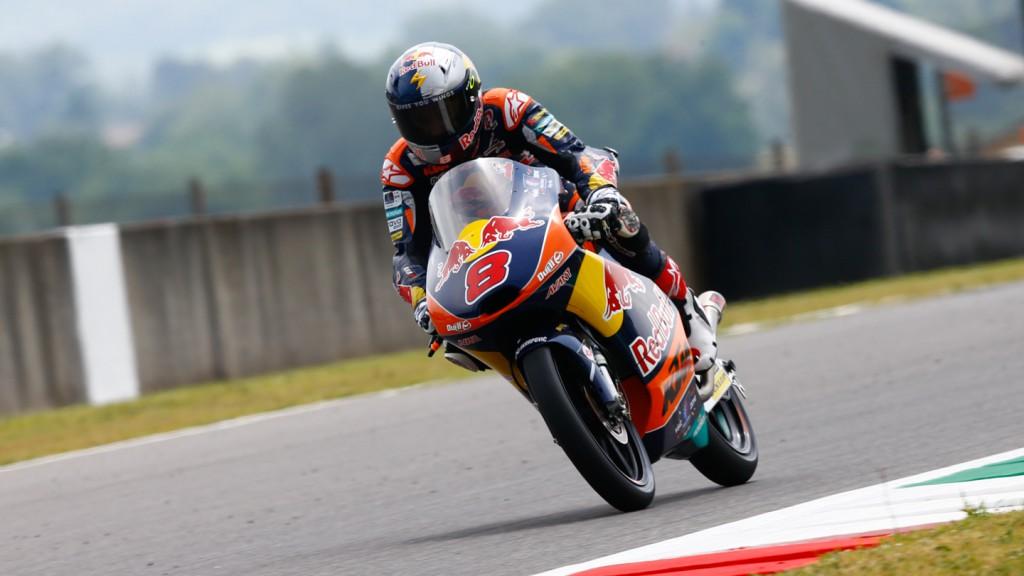 Jack Miller, Red Bull KTM Ajo, ITA FP3