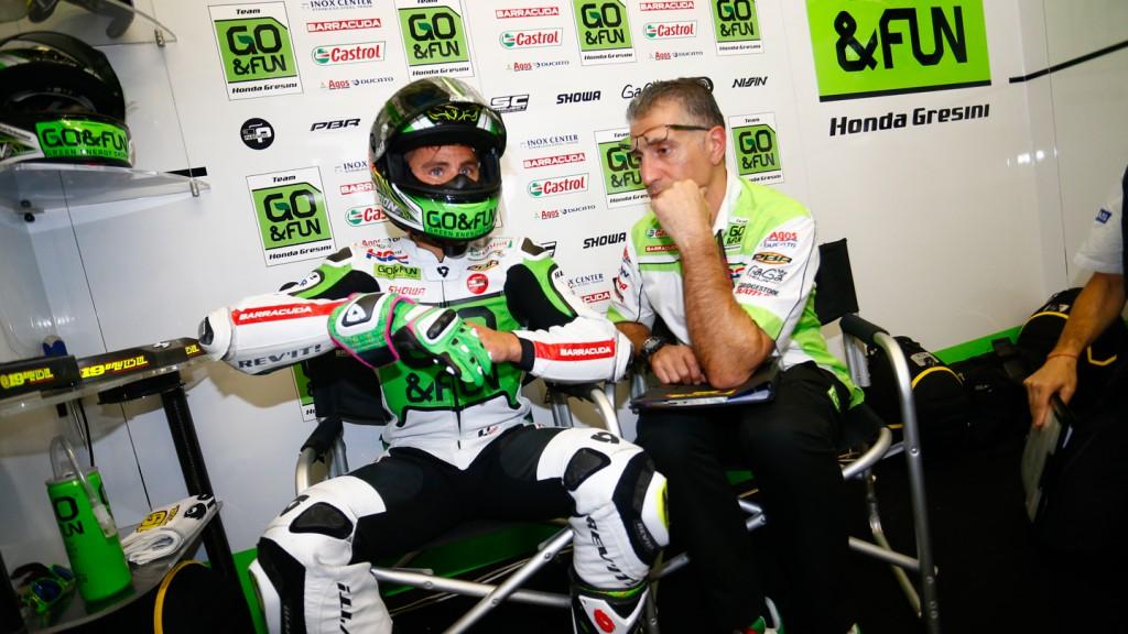 Alvaro Bautista, GO&FUN Honda Gresini, ITA Q2