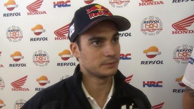 Mugello 2014 - MotoGP - Q2 - Interview - Dani Pedrosa