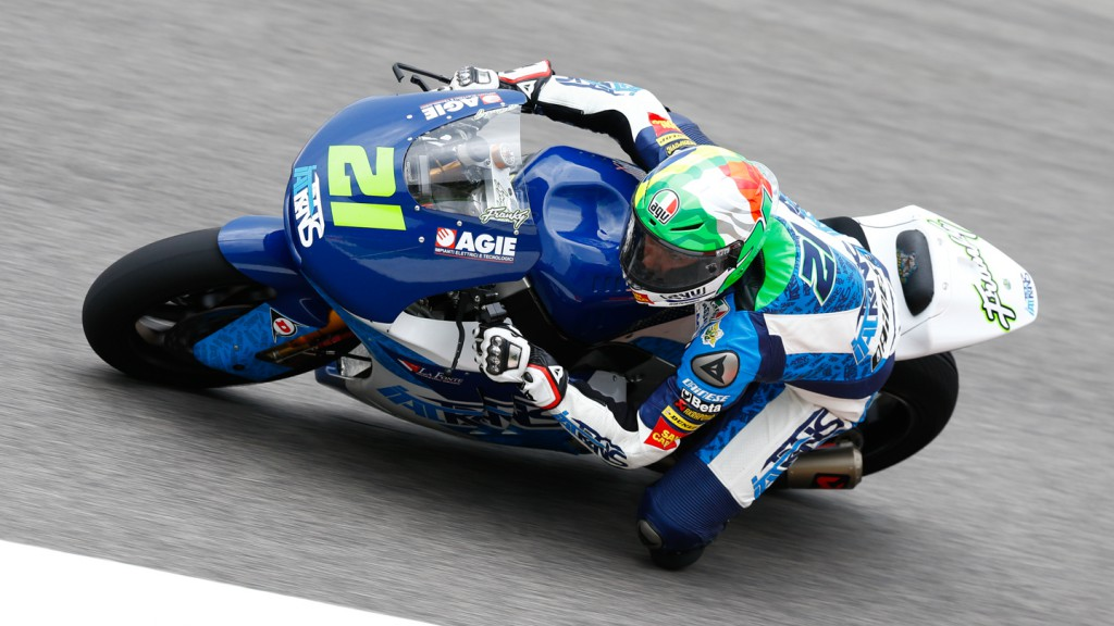 Franco Morbidelli, Italtrans Racing Team, ITA FP3