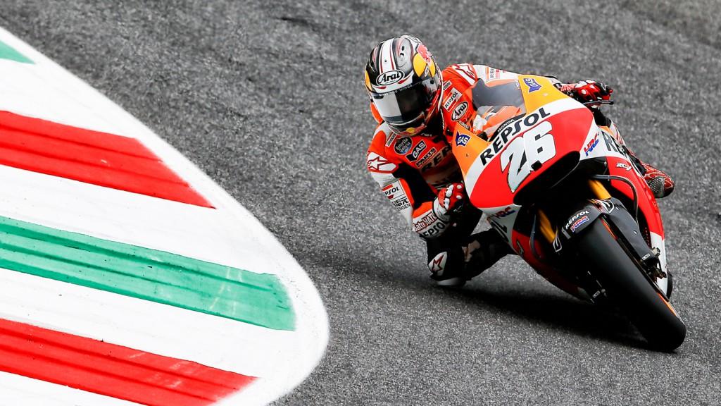 Dani Pedrosa, Repsol Honda Team, ITA Q2