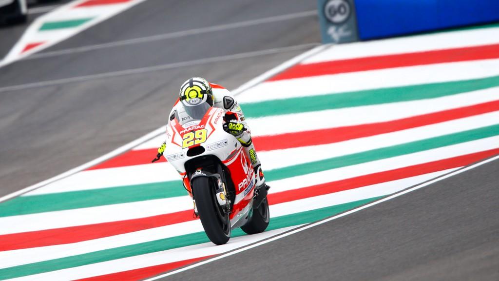 Andrea Iannone, Pramac Racing, ITA FP3