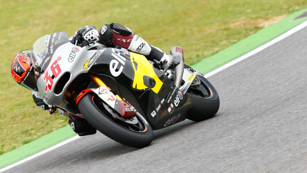 Mika Kallio, Marc VDS Racing Team, ITA FP3