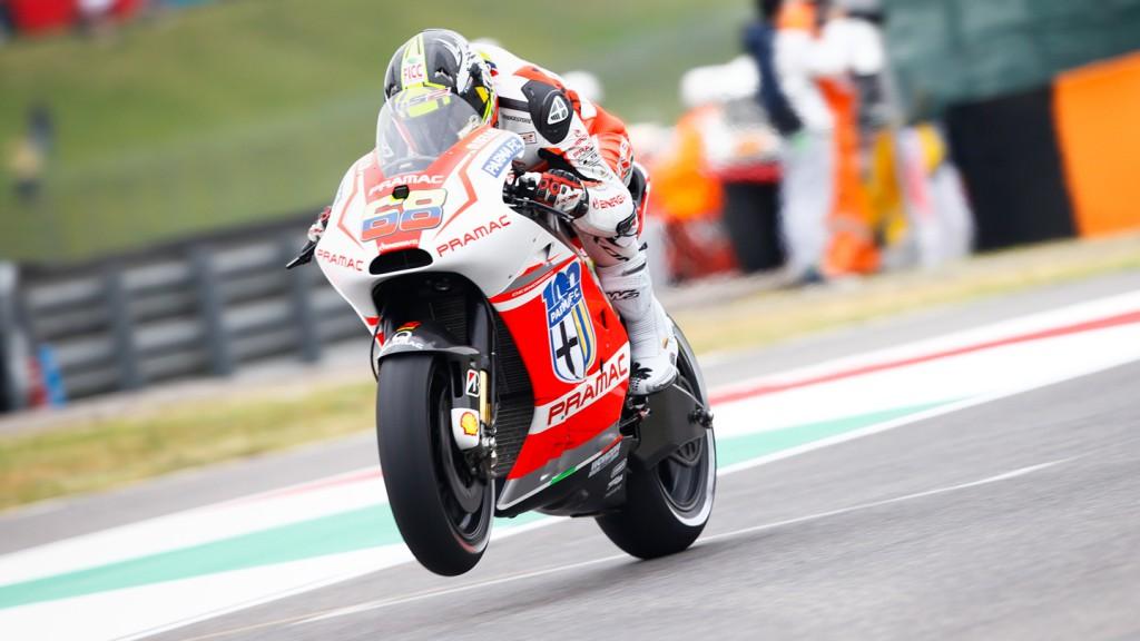 Yonny Hernandez, Pramac Racing, ITA Q1
