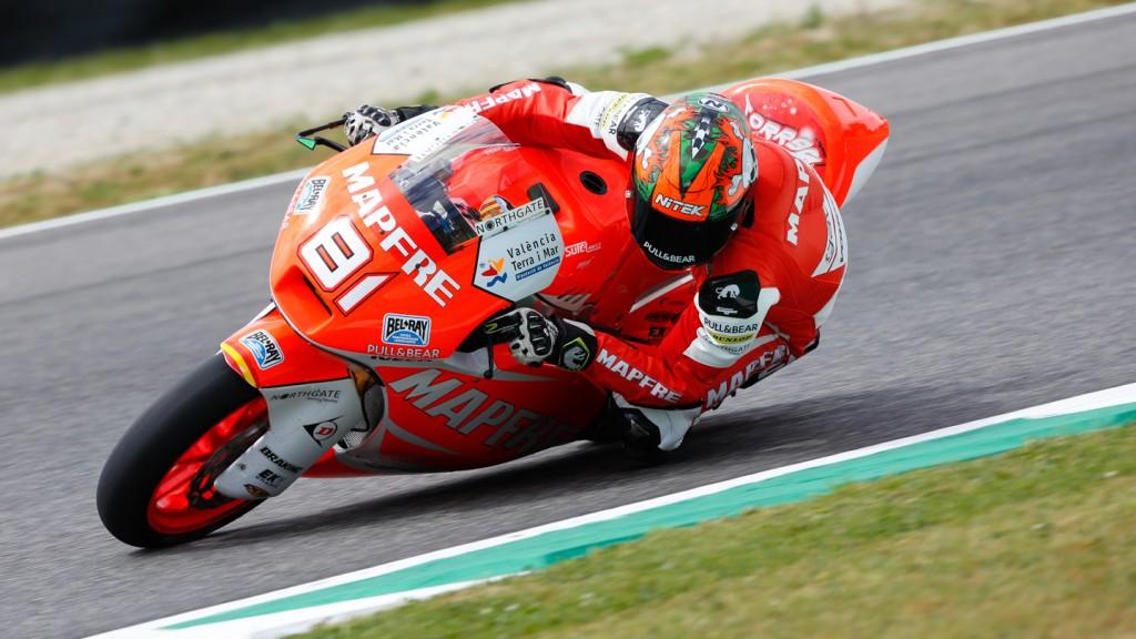 Jordi Torres, Mapfre Aspar Team Moto2, ITA QP
