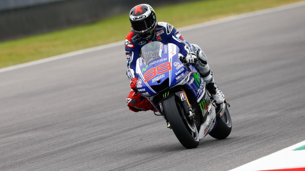 Jorge Lorenzo, Movistar Yamaha MotoGP, ITA FP3